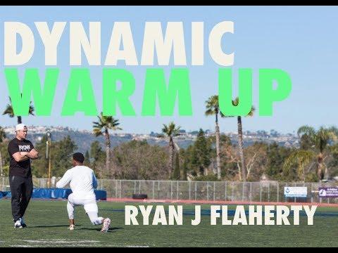DYNAMIC WARM UP | Ryan J Flaherty
