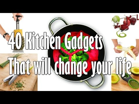 40 Popular Kitchen Tools You Must Have - Kitchen Gadgets That Will Change Your Life