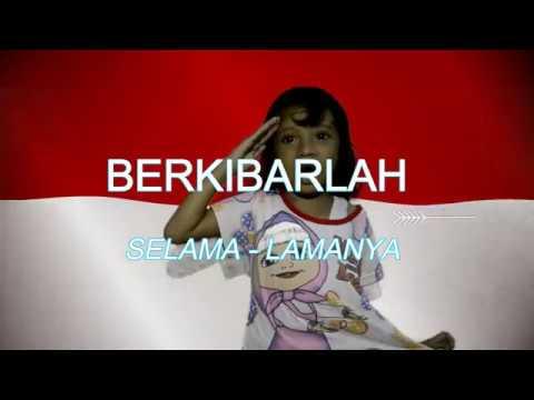 #berkibarlah benderaku# by syafina
