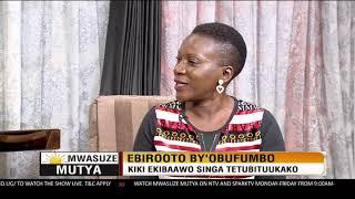Ki ekibaawo singa ebirooto by'obufumbo tebituukirira? | Mwasuze Mutya