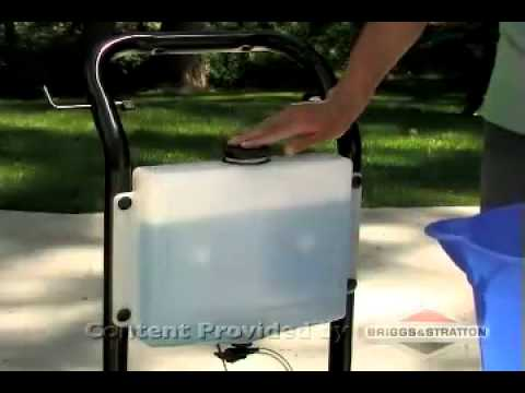 How To Use Cleaning Solution With A Pressure Washer You