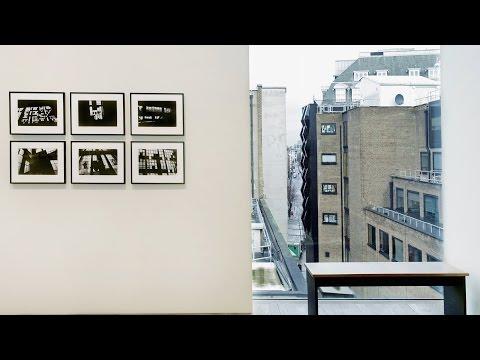 LONDON ART - David Lynch @ The Photographers Gallery