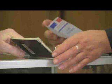 un 28,54% de participacion al mediodia en las presidenciales francesas