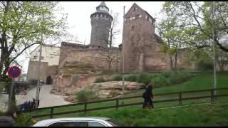 Город Нюрнберг(Прогулка по красивым местам часть 1., 2016-04-26T20:56:50.000Z)