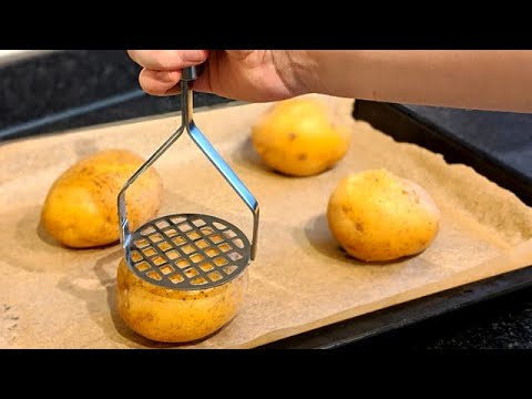 il-faut-souffrir-pour-être-la-meilleure-pomme-de-terre-/-baked-potato-recipe-/-وصفة-البطاطا-المخبوزة