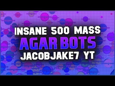 INSANE 500 AGAR.IO MASS BOTS!? // BOTME.GA IS COMING BACK WITH 25 FREE BOTS!?
