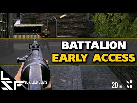 BATTALION 1944 EARLY ACCESS THOUGHTS - Unranked MM thumbnail