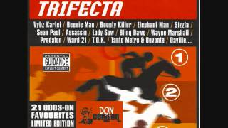 Trifecta Riddim Mix (2003) By DJ.WOLFPAK