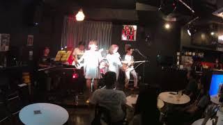 Jack in the Box 14Jul2018@Tokyo Vo: Emy Cho: Ki-co Dr: Kenny Key: Y...