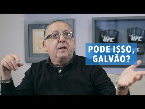 """""""Não pretendo parar tão cedo"""", diz Galvão Bueno em entrevista"""