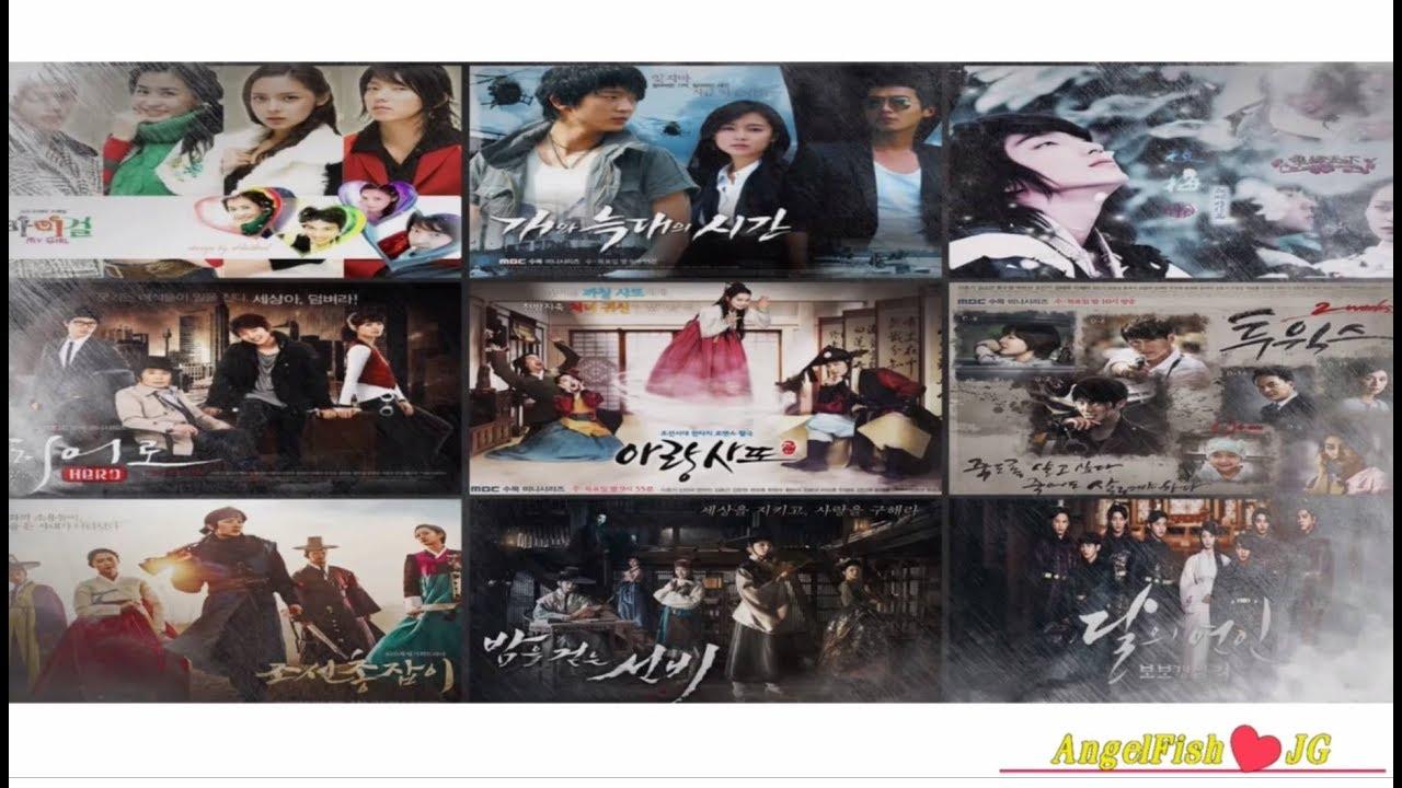 이준기 李準基 電視劇作品集 2005-2017 (イジュンギ Lee Joon Gi ) - YouTube