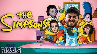Yassuo | THE SIMP-SONS ENTER TWITCH RIVALS