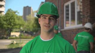 "Manulife Financial: Investing Time"" - Manulife Volunteers"""
