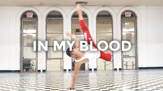 In My Blood - Shawn Mendes (Dance Video) | @besperon Choreography