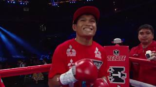 Amazing highlights from Jerwin Ancajas