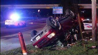 Car Meet GONE WRONG - Car CRASHES & FLIPS Over #16 - FNF