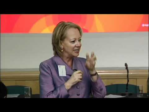 Lynda Gratton - Creativity and Innovation within the Organisation