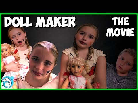 DollMaker The Movie Part 1 | Thumbs Up Family