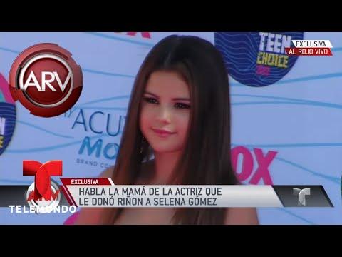 """""""No cualquiera se desprende de un riñón"""": madre de Francia Raisa   Al Rojo Vivo   Telemundo"""