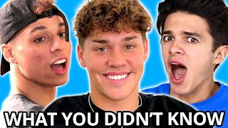 EVERYTHING You Wanted To Know about Noah Beck, Brent Rivera, Larray, & MORE EXPOSED