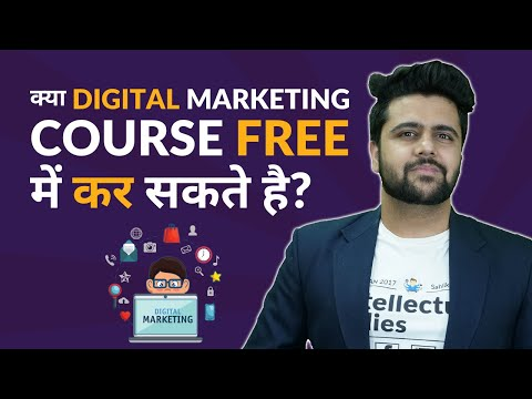 Digital Marketing Job From Free Course