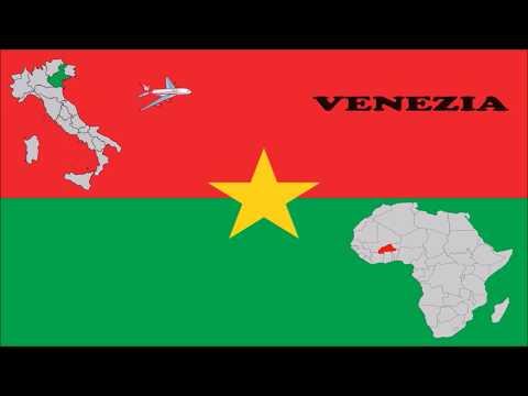 Viaggio in Burkina Faso Agosto 2017 (Amici di Radio Teriya)