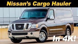 2016 Nissan NV Van Review and Road Test - DETAILED in 4K UHD