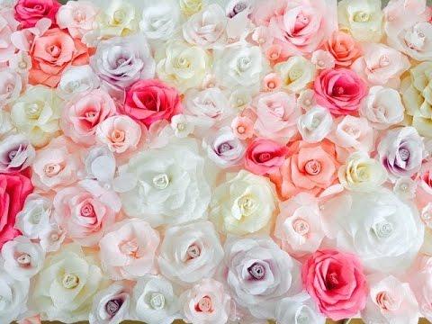 11 Cum Sa Faci Trandafiri Din Hartie Creponata 1 How To Make