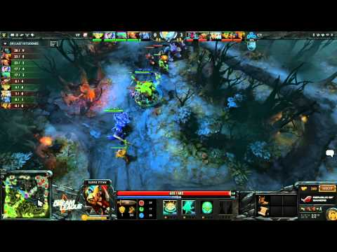 VP vs Cloud9 - DreamLeague #2 - playoffs - G5