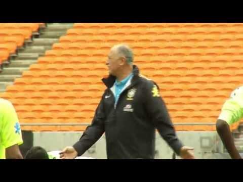 Luiz Felipe Scolari tritt nach WM-Desaster zurück | FIFA Fußball-Weltmeisterschaft 2014 Brasilien