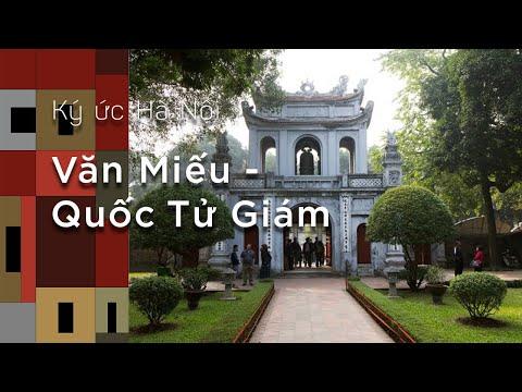 Ký ức Hà Nội: Văn Miếu – Quốc Tử Giám – biểu tượng văn hóa Việt