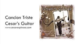 CANCION TRISTE - Latin Guitar Music