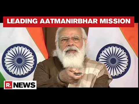 PM Modi Performs Bhoomi Pujan For Ahmedabad & Surat Metro Projects thumbnail