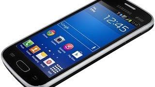 Распаковка Samsung Galaxy Star Plus