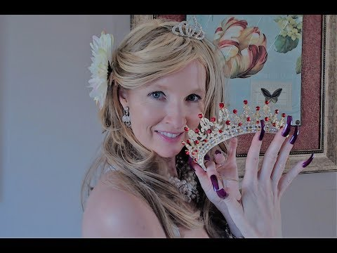 ASMR Gold Digger Roleplay ~ Sparkly Friend At The Jewelry St
