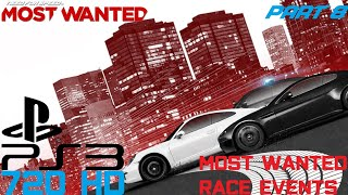 Need for Speed Most Wanted 2012 (PS3) - Part 8 [Most Wanted Race Events]