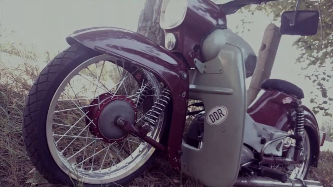 simson star lowstar slowmotion youtube