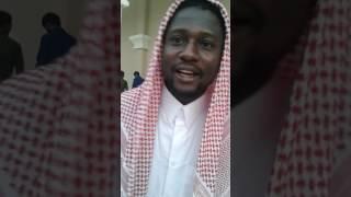 AWANKO salla day interview Ghanaians in Qatar very funny