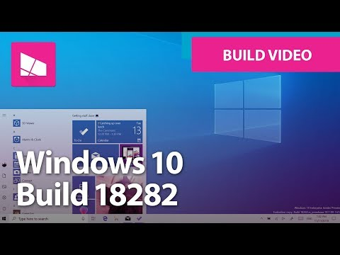 Windows 10 build 18282 for PC: Everything you need to know