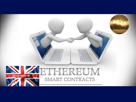 'SMART CONTRACT' - what is it? THE EASY VERSION! 7th March 2018