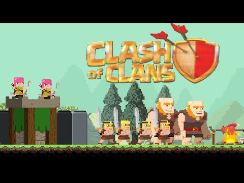 Clash of Clans - Love Story