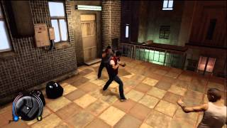Sleeping Dogs / Fighting Styles (Techniques)