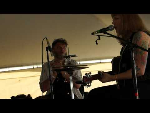 Trixie Trainwreck and Charlie Harpoon - Muddy Roots 2016