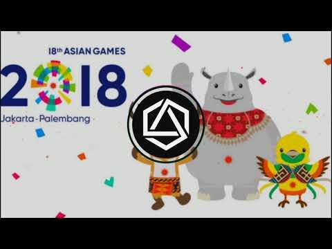 Meraih Bintang Remix - Via Vallen Official Theme Song Asian Games 2018 ( Instrumental )