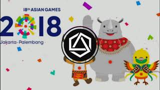 Meraih Bintang Remix - Via Vallen  Theme Song Asian Games 2018 ( Instrumental)