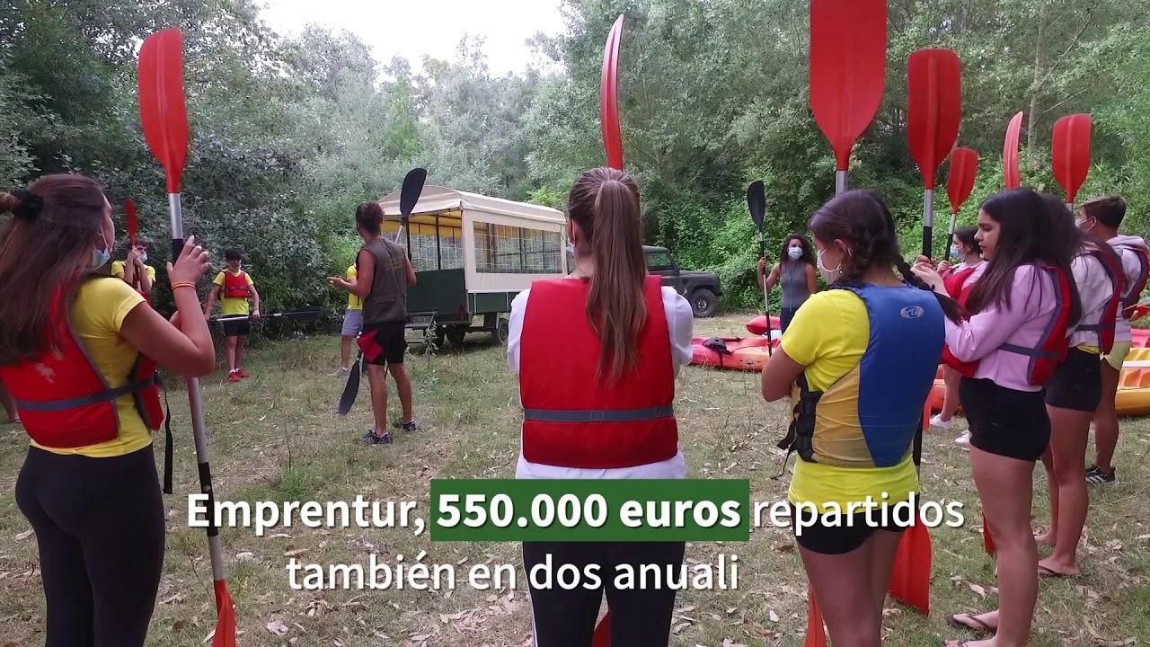 Casi 3 millones de euros en ayudas para la consolidación y creación de empresas del sector. 08-07-20