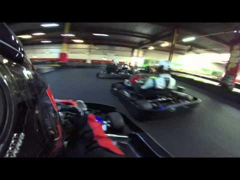 GoPro HERO: IOZK 2015 karting Middelburg