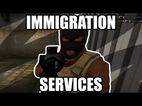 You better stop before I report you to immigration services