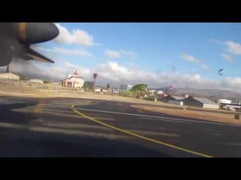 Tegucigalpa to San Salvador Avianca ATR-72