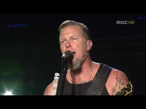 Metallica - Live in Seoul, South Korea (2006) [Full Pro-Shot] [1080p HDTV Broadcast]